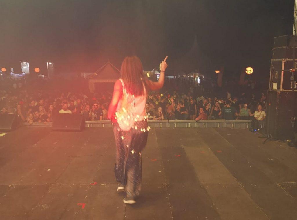 Gr8fool on Stage